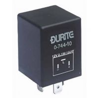 DURITE  <br>   LED compatible 12v Electronic Flasher unit ALT/0-744-10 <br>
